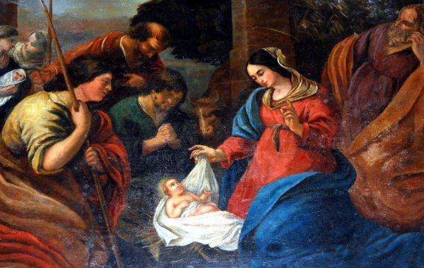 Nativité Saint-Eugène