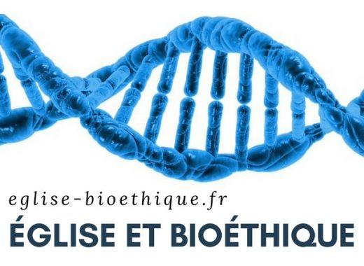 eglise bioéthique