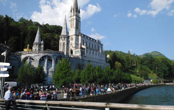 Départ de Lourdes