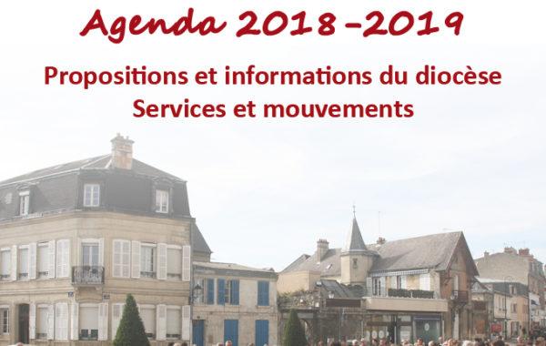 20180905 - Agenda diocésain 2018-2019 couverture