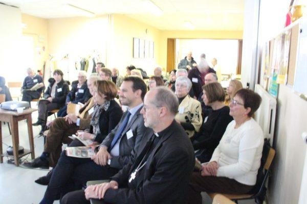 Rencontre avec les maires de la paroisse