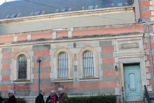 Visite du musée de l'Hôtel Dieu