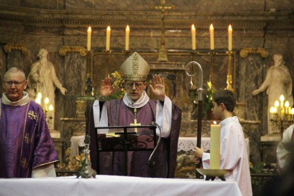 Messe anticipée