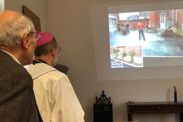 Rénovation presbytère Basilique Saint-Quentin 15