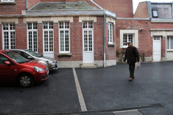 Rénovation presbytère Basilique Saint-Quentin 18