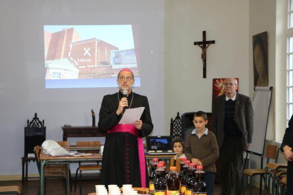 Rénovation presbytère Basilique Saint-Quentin 2