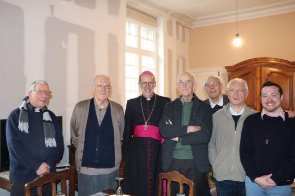 Rénovation presbytère Basilique Saint-Quentin 25