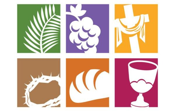 free-holy-week-icons-vector