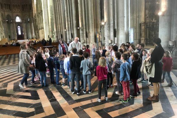 20190526 - Pérégrination reliques sainte Thérèse Basilique de Saint-Quentin 1 (5)