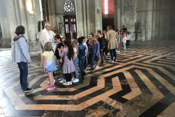 20190526 - Pérégrination reliques sainte Thérèse Basilique de Saint-Quentin 1 (6)