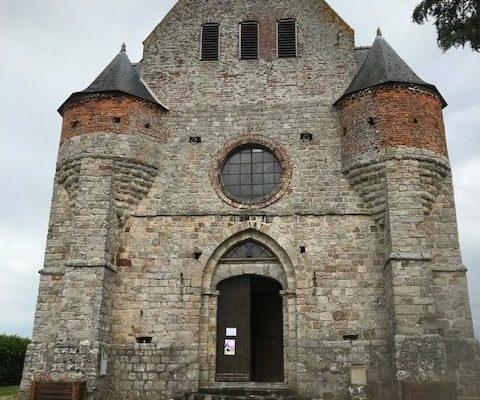 20190528 - Pérégrination reliques sainte Thérèse Marly-Gomont (1)