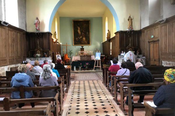 20190528 - Pérégrination reliques sainte Thérèse Marly-Gomont (2)