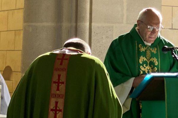 20191013 - Accueil de l'abbé Thierry Gard dans la paroisse Notre-Dame des Trois Vallées (2)