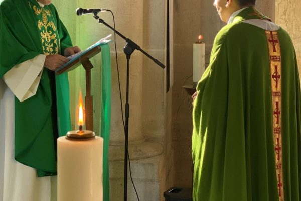 20191013 - Accueil de l'abbé Thierry Gard dans la paroisse Notre-Dame des Trois Vallées (3)