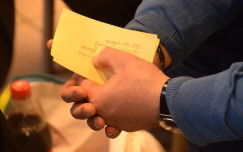 20191201 - Assemblée diocésaine - Déjeuner (11)