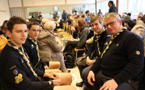 20191201 - Assemblée diocésaine - Déjeuner (14)