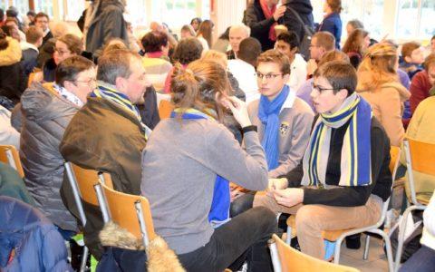 20191201 - Assemblée diocésaine - Déjeuner (3)