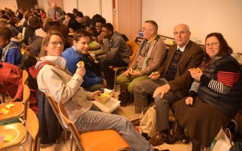 20191201 - Assemblée diocésaine - Déjeuner (8)