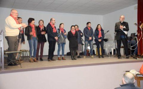 20191201 - Assemblée diocésaine - L'équipe Triennium