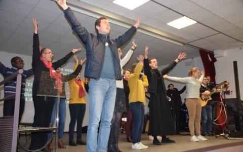 20191201 - Assemblée diocésaine - Louange (10)