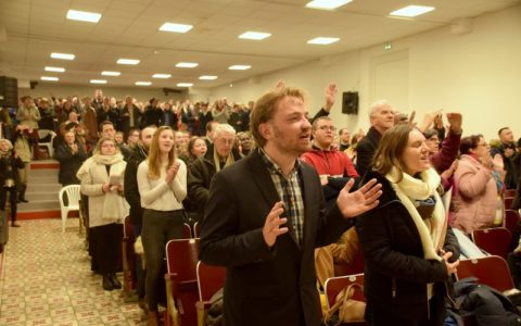 20191201 - Assemblée diocésaine - Louange (12)