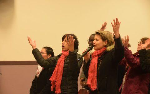 20191201 - Assemblée diocésaine - Louange (3)