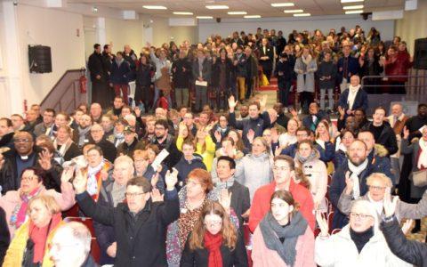 20191201 - Assemblée diocésaine - Louange (6)