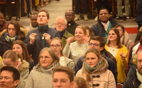 20191201 - Assemblée diocésaine - Louange (7)