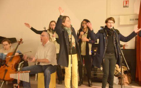 20191201 - Assemblée diocésaine - Louange (8)