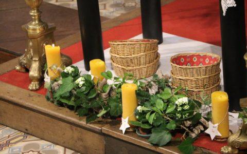 20191201 - Assemblée diocésaine - Messe (1)