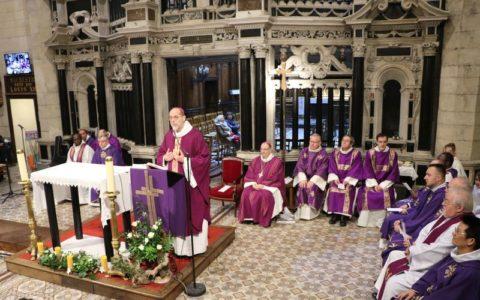 20191201 - Assemblée diocésaine - Messe (10)