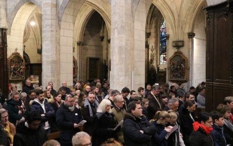 20191201 - Assemblée diocésaine - Messe (11)