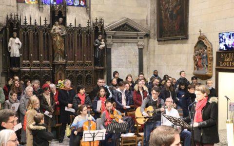 20191201 - Assemblée diocésaine - Messe (12)