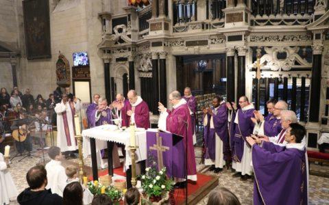 20191201 - Assemblée diocésaine - Messe (2)