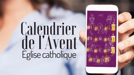 Calendrier Avent smartphone
