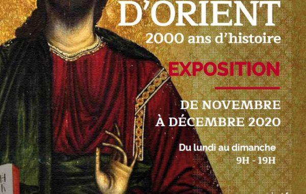 Expo Chrétiens d'Orient