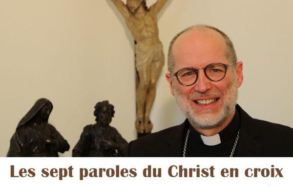 Visuel site les sept paroles du Christ en croix