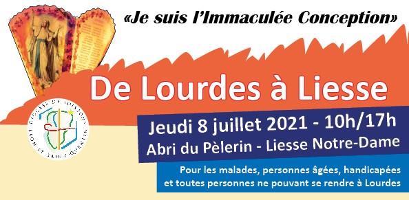 20210708 - De Lourdes à Liesse