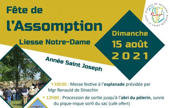 20210715 - Visuel site Fête de l'Assomption Liesse v2