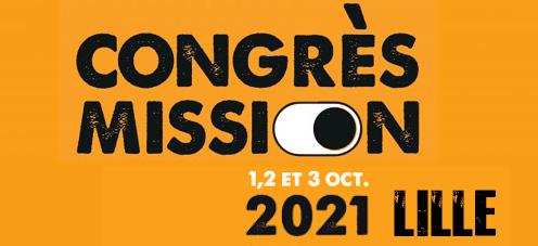 Congrés Mission Lille 2021