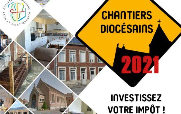 20210302 - Chantiers diocésains 2021